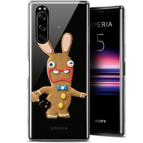 "Carcasa Gel Sony Xperia 5 (6.1"") Lapins Crétins™ Cookie"