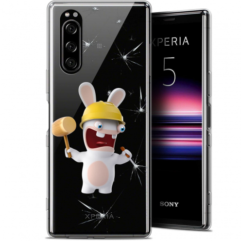 "Carcasa Gel Sony Xperia 5 (6.1"") Lapins Crétins™ Breaker"