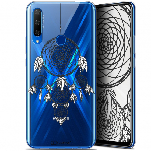 "Carcasa Gel Extra Fina Huawei Honor 9X (6.59"") Dreamy Attrape Rêves NB"