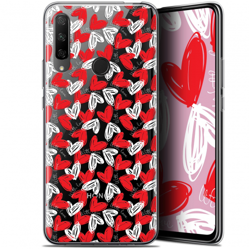 "Carcasa Gel Extra Fina Huawei Honor 9X (6.59"") Love With Love"