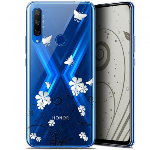 "Carcasa Gel Extra Fina Huawei Honor 9X (6.59"") Summer Papillons"