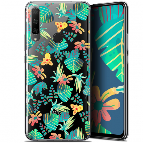 "Carcasa Gel Extra Fina Huawei Honor 9X (6.59"") Spring Tropical"