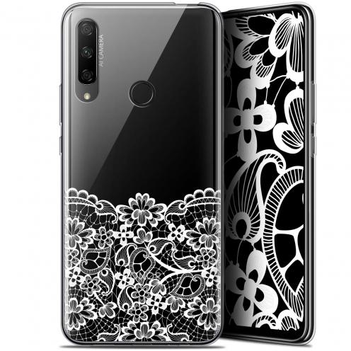 "Carcasa Gel Extra Fina Huawei Honor 9X (6.59"") Spring Bas dentelle"