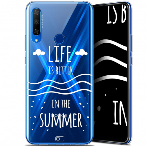 "Carcasa Gel Extra Fina Huawei Honor 9X (6.59"") Summer Life's Better"