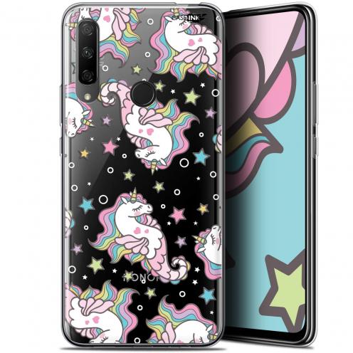 """Carcasa Gel Extra Fina Huawei Honor 9X (6.59"""") Design Licorne Dormante"""