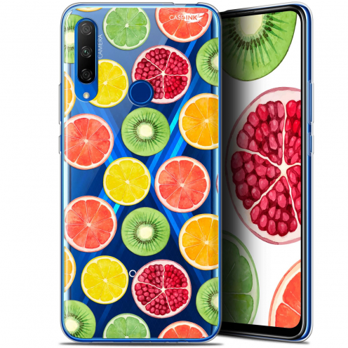 "Carcasa Gel Extra Fina Huawei Honor 9X (6.59"") Design Fruity Fresh"