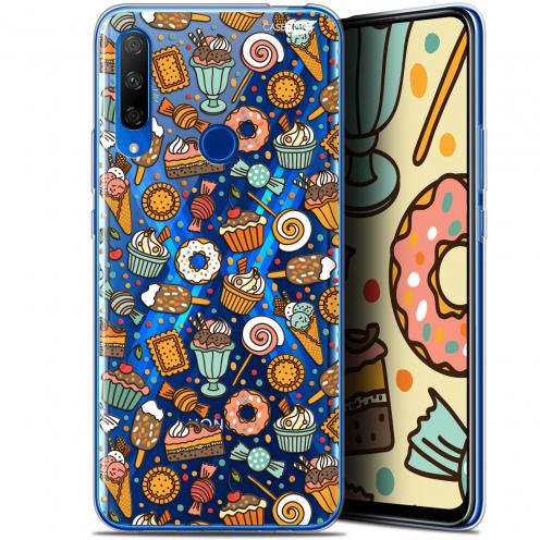 "Carcasa Gel Extra Fina Huawei Honor 9X (6.59"") Design Bonbons"