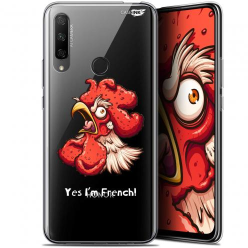 """Carcasa Gel Extra Fina Huawei Honor 9X (6.59"""") Design I'm French Coq"""