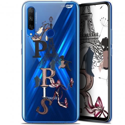 "Carcasa Gel Extra Fina Huawei Honor 9X (6.59"") Design Stylish Paris"