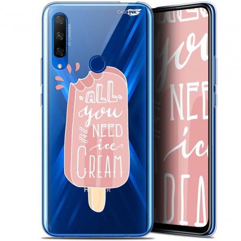 "Carcasa Gel Extra Fina Huawei Honor 9X (6.59"") Design Ice Cream"