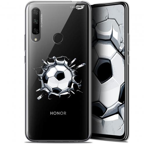 """Carcasa Gel Extra Fina Huawei Honor 9X (6.59"""") Design Le Balon de Foot"""
