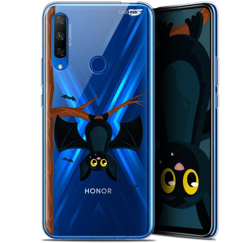 """Carcasa Gel Extra Fina Huawei Honor 9X (6.59"""") Design Petite Chauve Souris"""