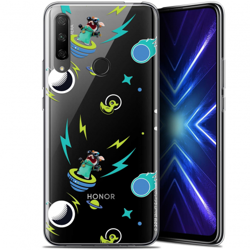"Carcasa Gel Huawei Honor 9X (6.59"") Lapins Crétins™ Space 1"