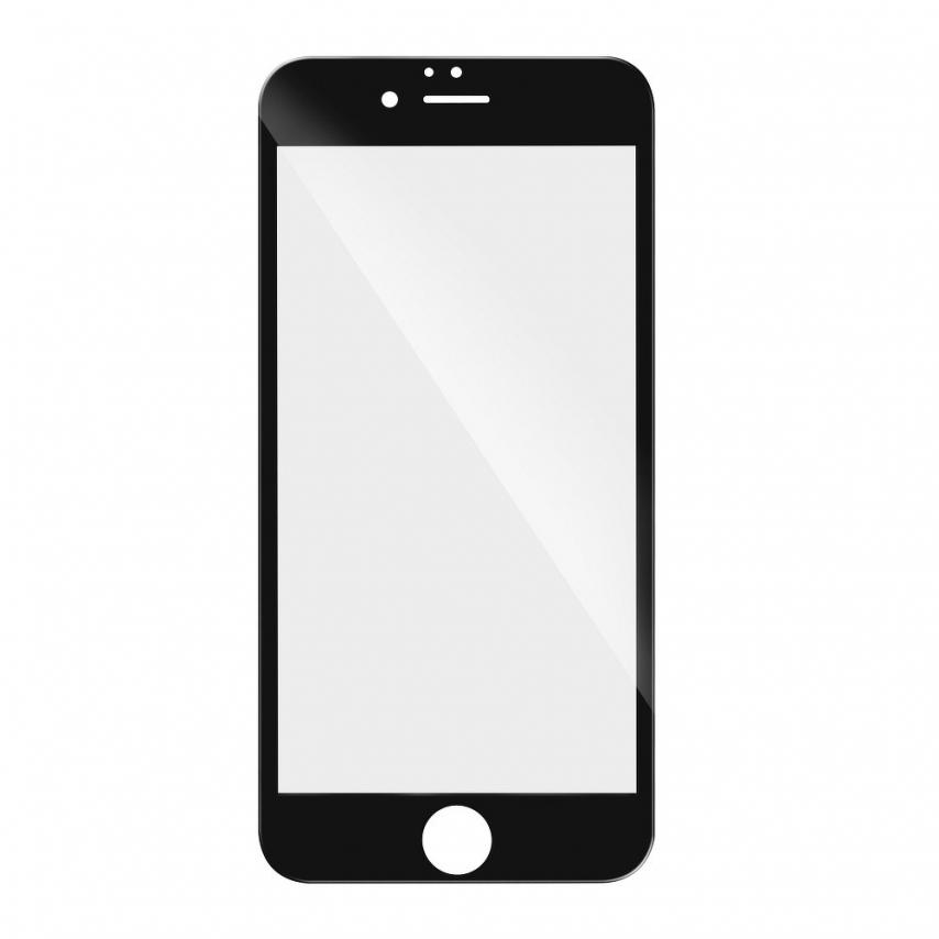 5D Full Glue Tempered Glass - for Xiaomi Redmi Note 8 Pro black