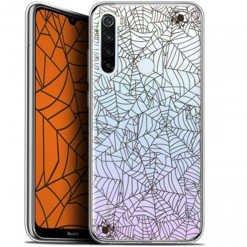 "Carcasa Gel Extra Fina Xiaomi Redmi Note 8T (6.3"") Halloween Spooky Spider"