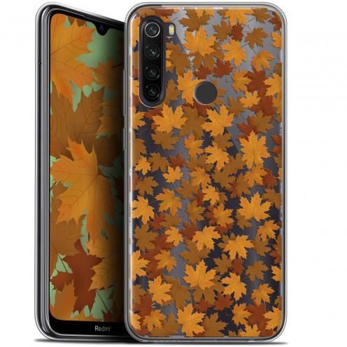 "Carcasa Gel Extra Fina Xiaomi Redmi Note 8T (6.3"") Autumn 16 Feuilles"