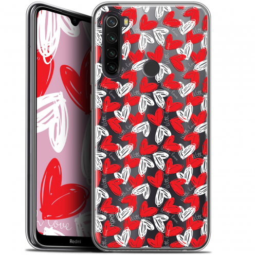 "Carcasa Gel Extra Fina Xiaomi Redmi Note 8T (6.3"") Love With Love"