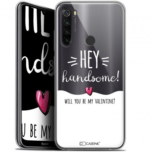 "Carcasa Gel Extra Fina Xiaomi Redmi Note 8T (6.3"") Love Hey Handsome !"
