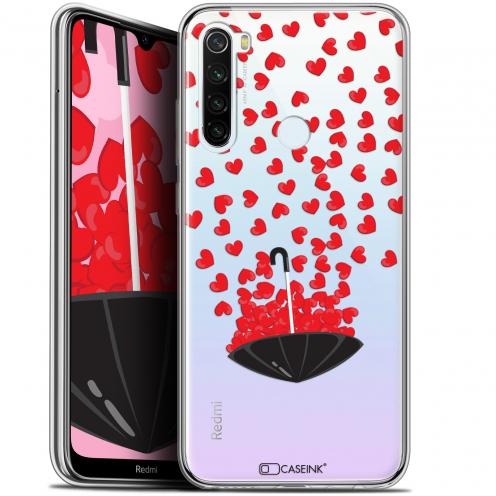 "Carcasa Gel Extra Fina Xiaomi Redmi Note 8T (6.3"") Love Parapluie d'Amour"