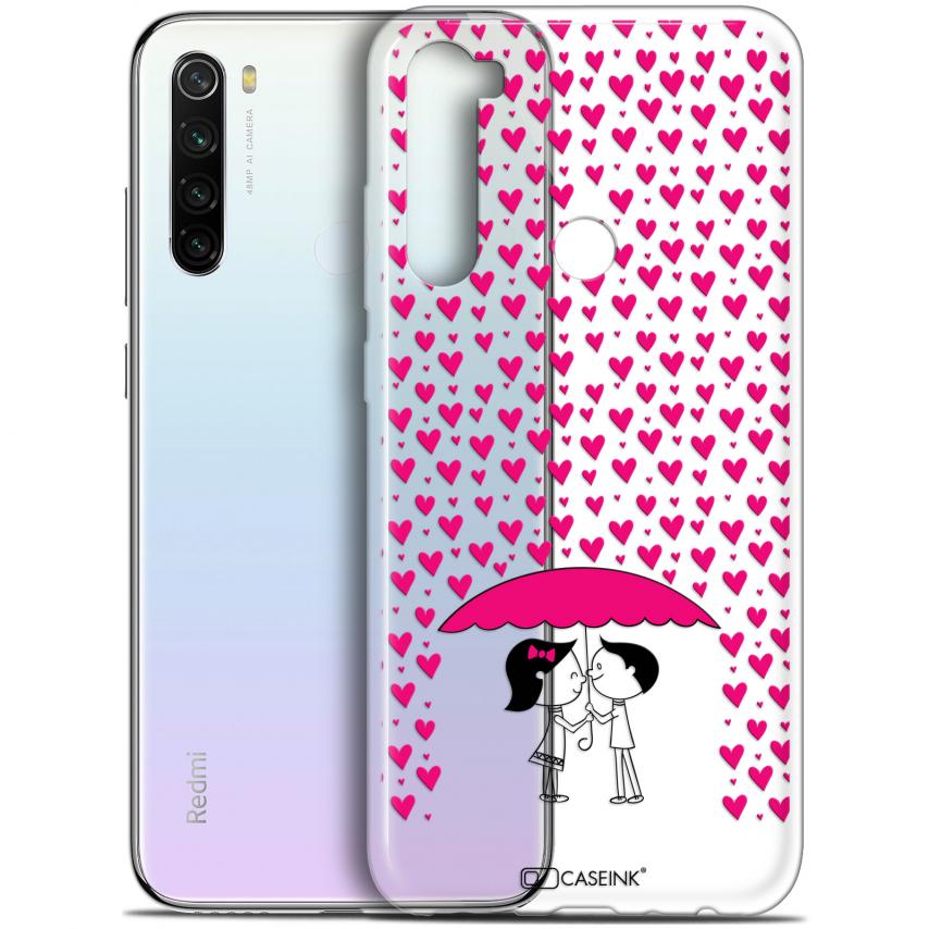 "Carcasa Gel Extra Fina Xiaomi Redmi Note 8T (6.3"") Love Pluie d'Amour"