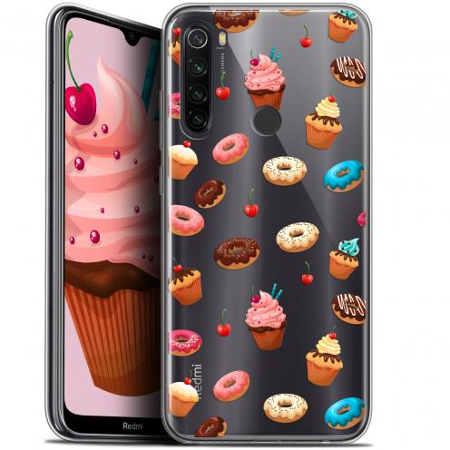 """Carcasa Gel Extra Fina Xiaomi Redmi Note 8T (6.3"""") Foodie Donuts"""