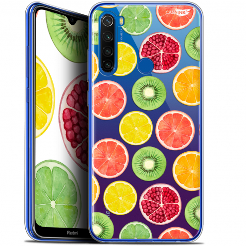 "Carcasa Gel Extra Fina Xiaomi Redmi Note 8T (6.3"") Design Fruity Fresh"