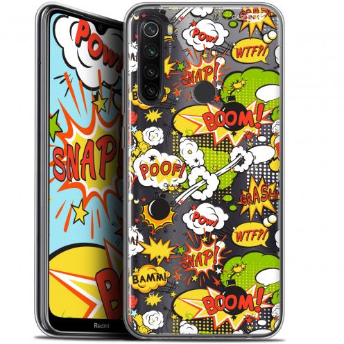 """Carcasa Gel Extra Fina Xiaomi Redmi Note 8T (6.3"""") Design Bim Bam Boom"""