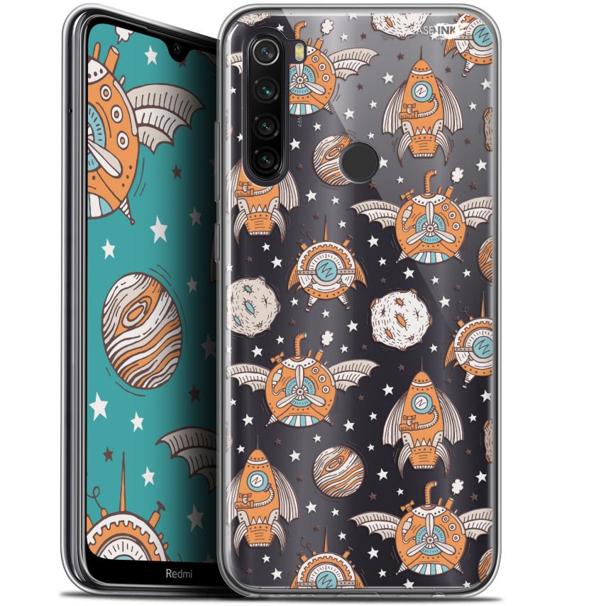 """Carcasa Gel Extra Fina Xiaomi Redmi Note 8T (6.3"""") Design Punk Space"""