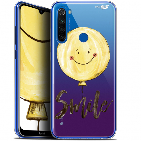 "Carcasa Gel Extra Fina Xiaomi Redmi Note 8T (6.3"") Design Smile Baloon"