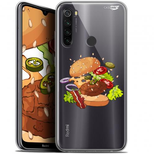 "Carcasa Gel Extra Fina Xiaomi Redmi Note 8T (6.3"") Design Splash Burger"