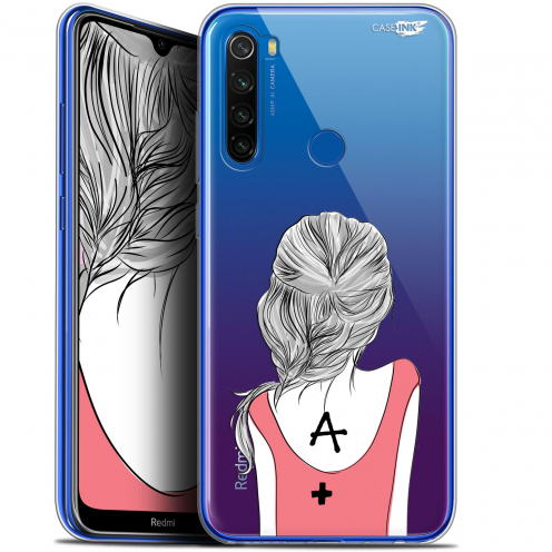 "Carcasa Gel Extra Fina Xiaomi Redmi Note 8T (6.3"") Design See You"