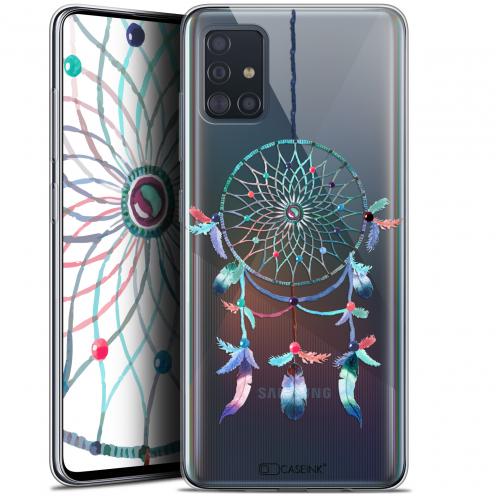 """Carcasa Gel Extra Fina Samsung Galaxy A51 (A515) (6.5"""") Dreamy Attrape Rêves Rainbow"""
