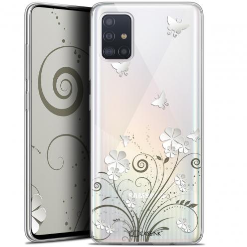 """Carcasa Gel Extra Fina Samsung Galaxy A51 (A515) (6.5"""") Summer Papillons"""