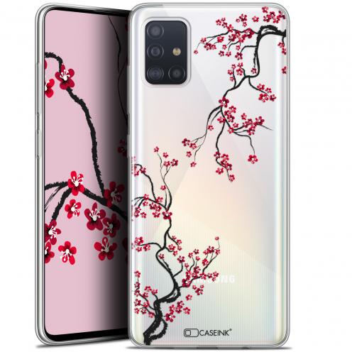 """Carcasa Gel Extra Fina Samsung Galaxy A51 (A515) (6.5"""") Summer Sakura"""