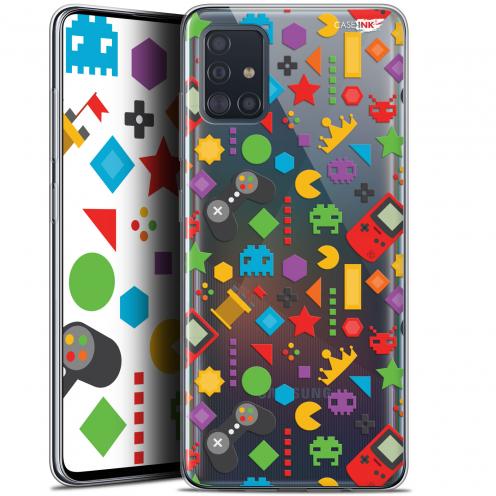 "Carcasa Gel Extra Fina Samsung Galaxy A51 (A515) (6.5"") Design PacMan"