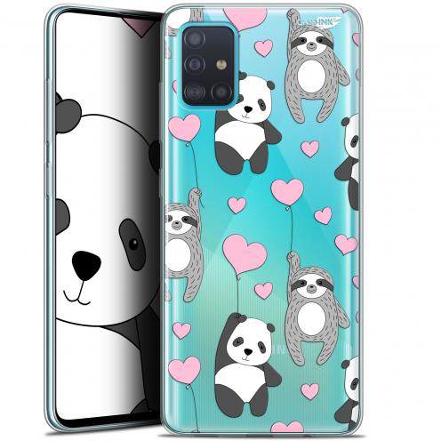 "Carcasa Gel Extra Fina Samsung Galaxy A51 (A515) (6.5"") Design Panda'mour"