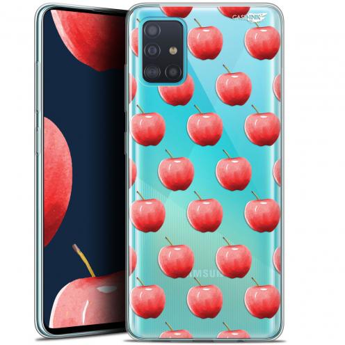 "Carcasa Gel Extra Fina Samsung Galaxy A51 (A515) (6.5"") Design Cerises"