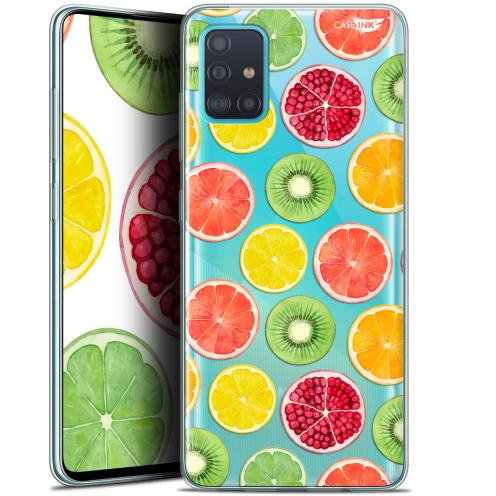 """Carcasa Gel Extra Fina Samsung Galaxy A51 (A515) (6.5"""") Design Fruity Fresh"""