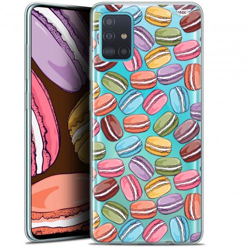 "Carcasa Gel Extra Fina Samsung Galaxy A51 (A515) (6.5"") Design Macarons"