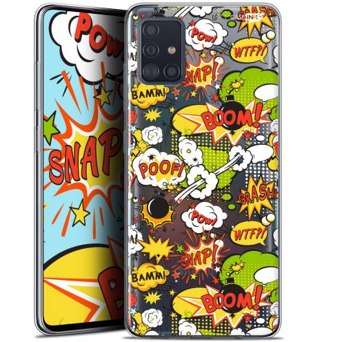 "Carcasa Gel Extra Fina Samsung Galaxy A51 (A515) (6.5"") Design Bim Bam Boom"