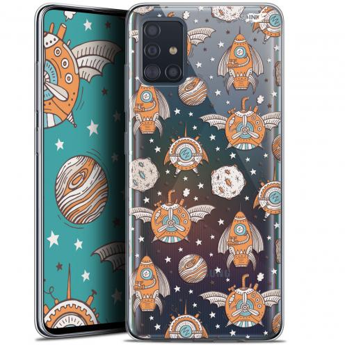 "Carcasa Gel Extra Fina Samsung Galaxy A51 (A515) (6.5"") Design Punk Space"
