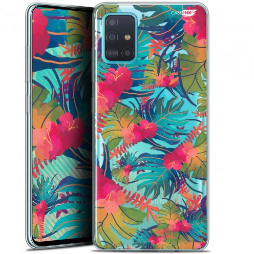 "Carcasa Gel Extra Fina Samsung Galaxy A51 (A515) (6.5"") Design Couleurs des Tropiques"