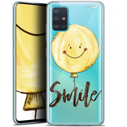 """Carcasa Gel Extra Fina Samsung Galaxy A51 (A515) (6.5"""") Design Smile Baloon"""