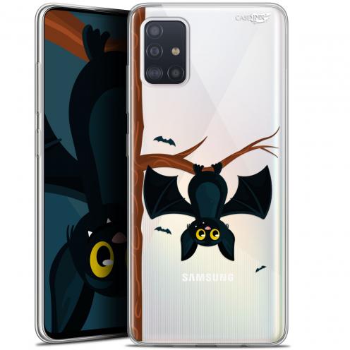 """Carcasa Gel Extra Fina Samsung Galaxy A51 (A515) (6.5"""") Design Petite Chauve Souris"""