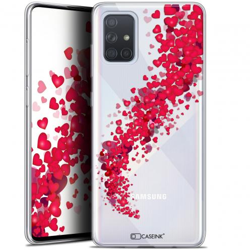 "Carcasa Gel Extra Fina Samsung Galaxy A71 (A715) (6.7"") Love Tornado"