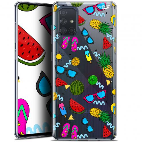 "Carcasa Gel Extra Fina Samsung Galaxy A71 (A715) (6.7"") Design Summers"
