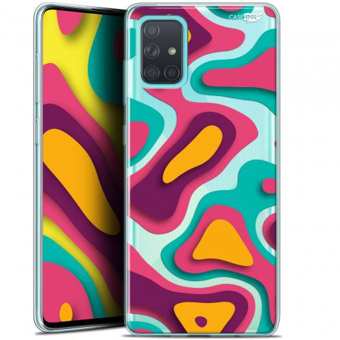"Carcasa Gel Extra Fina Samsung Galaxy A71 (A715) (6.7"") Design Popings"