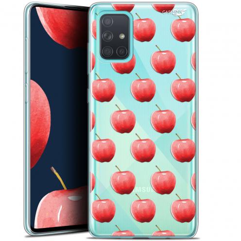 "Carcasa Gel Extra Fina Samsung Galaxy A71 (A715) (6.7"") Design Cerises"