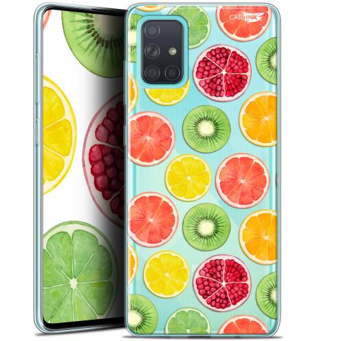 """Carcasa Gel Extra Fina Samsung Galaxy A71 (A715) (6.7"""") Design Fruity Fresh"""