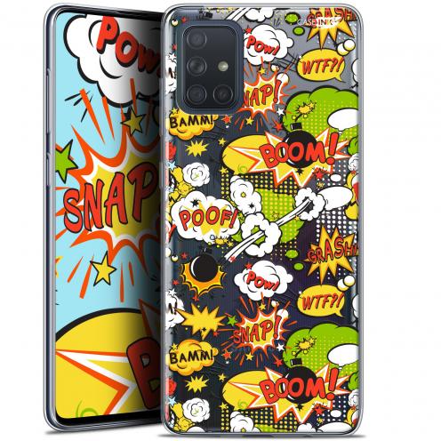 "Carcasa Gel Extra Fina Samsung Galaxy A71 (A715) (6.7"") Design Bim Bam Boom"